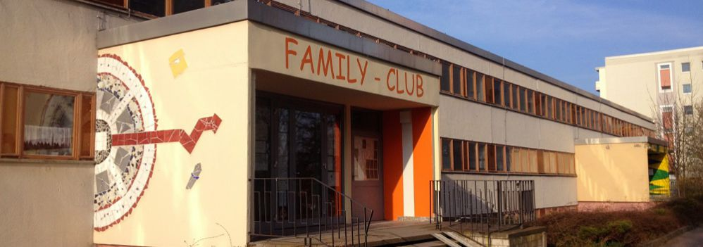 family club eingang